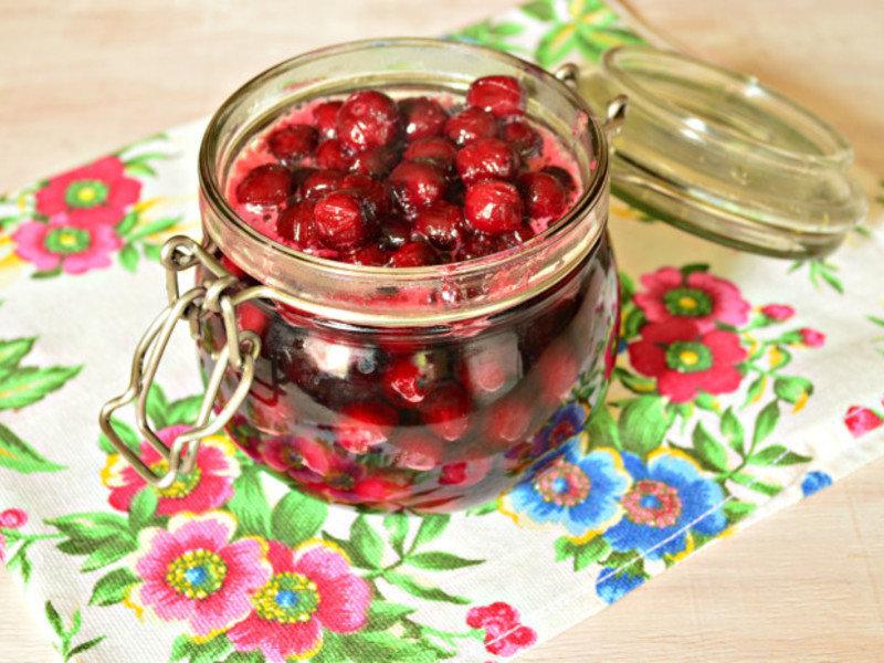 Варенье из вишни без косточек на зиму — 6 простых рецептов вишневого варенья