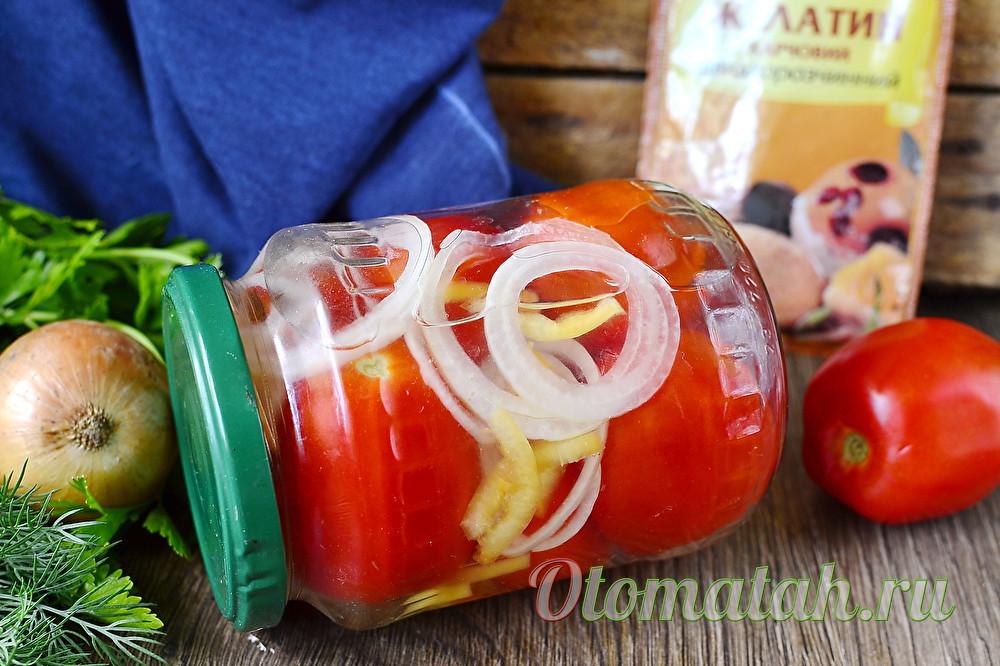 Помидоры в желатине на зиму: рецепты с фото пальчики оближешь. бонус: самый вкусный простой рецепт  помидоров без стерилизации