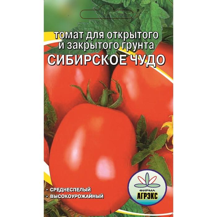 Томат сибирское чудо — описание сорта, урожайность, фото и отзывы садоводов