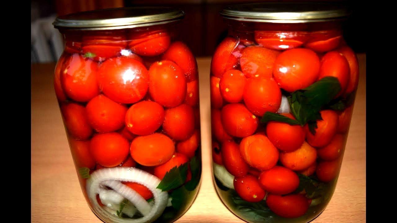 5 рецептов вкусных маринованных помидоров - лайфхакер
