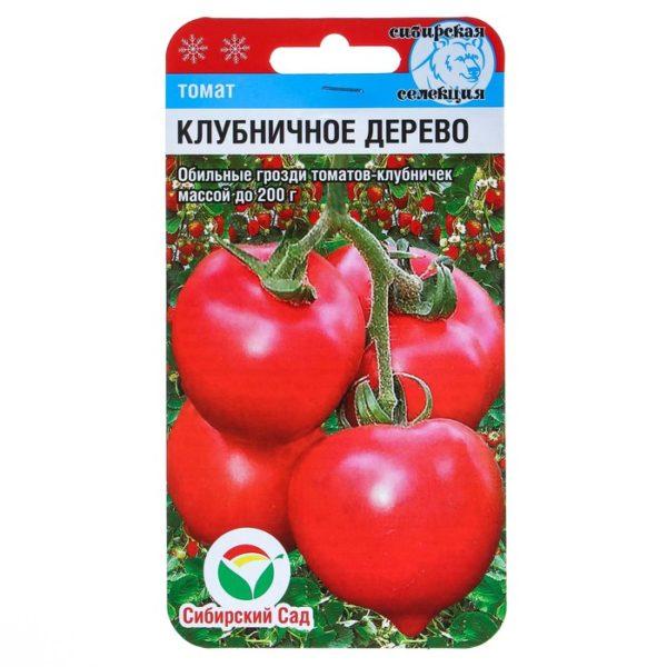 Характеристика и описание сорта томата клубничный десерт, его урожайность
