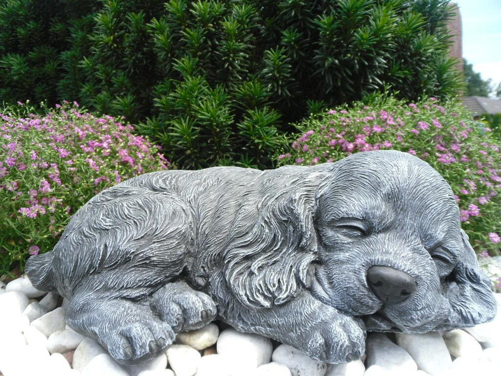 Какие садовые скульптуры можно сделать из бетона и других материалов?
