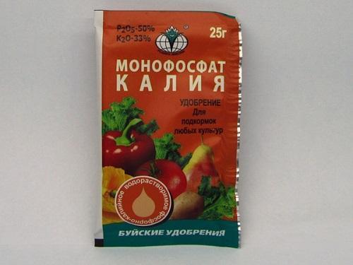 Монофосфат калия: применение и инструкция, состав удобрения, свойства для томатов, цветов и другой растительности