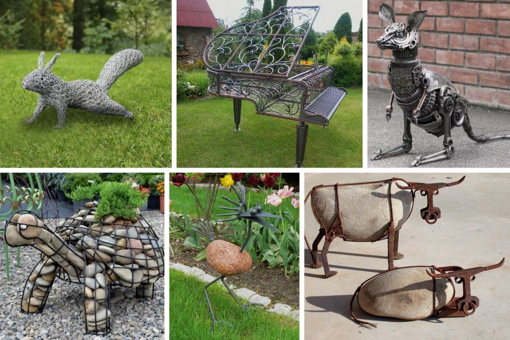 Выбираем садовые фигуры для дачи