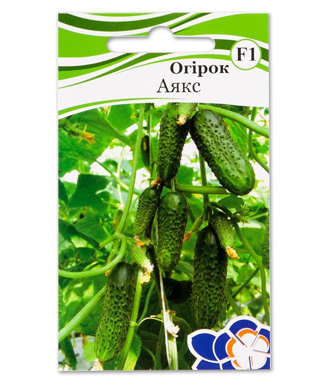 Семена огурец аякс f1: описание сорта, фото. купить с доставкой или почтой россии.