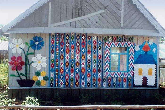Озеленение фасада - декорируем и охлаждаем стены