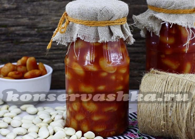 Салаты из фасоли на зиму: очень вкусные рецепты «пальчики оближешь»