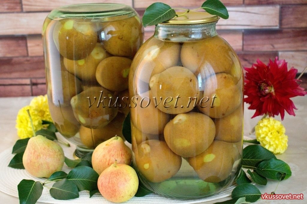 Янтарное варенье из груш на зиму дольками - 9 простых рецептов пальчики оближешь