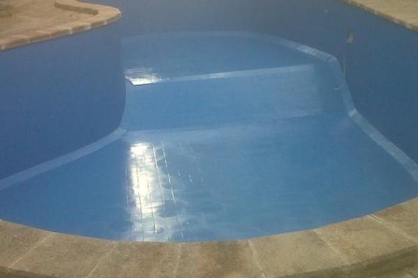 Гидроизоляция бассейна - виды материалов, технология их нанесения