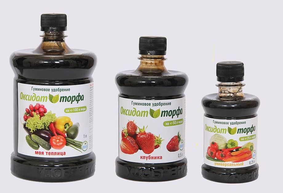 Гидрогумат торфа: инструкция по применению, для помидор, клубники