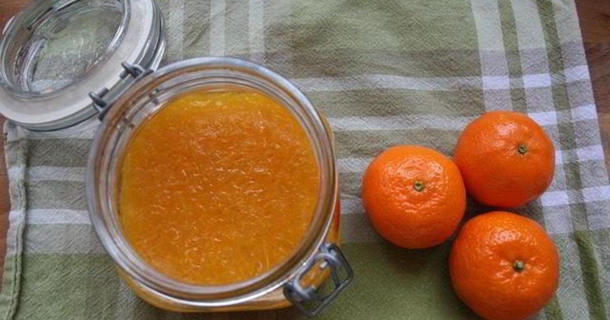 Варенье из мандаринов - рецепты из целых плодов, мякоти дольками или из кожуры