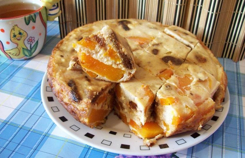 Рецепты творожной запеканки с манкой, с тыквой, с яблоками, в духовке - советдня