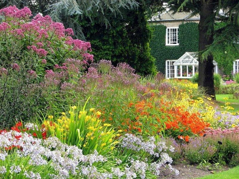 Пейзажный стиль в ландшафтном дизайне: как воссоздать красоту природы | дом мечты