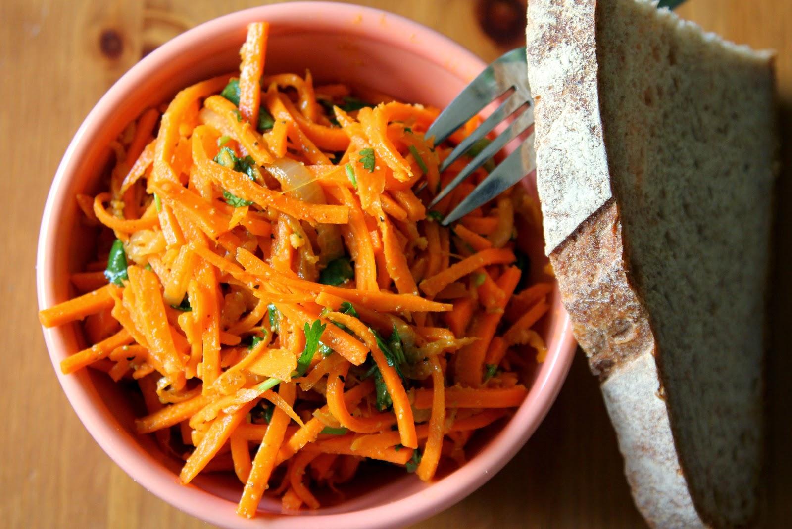 Морковь по-корейски на зиму в банках - рецепты очень вкусно