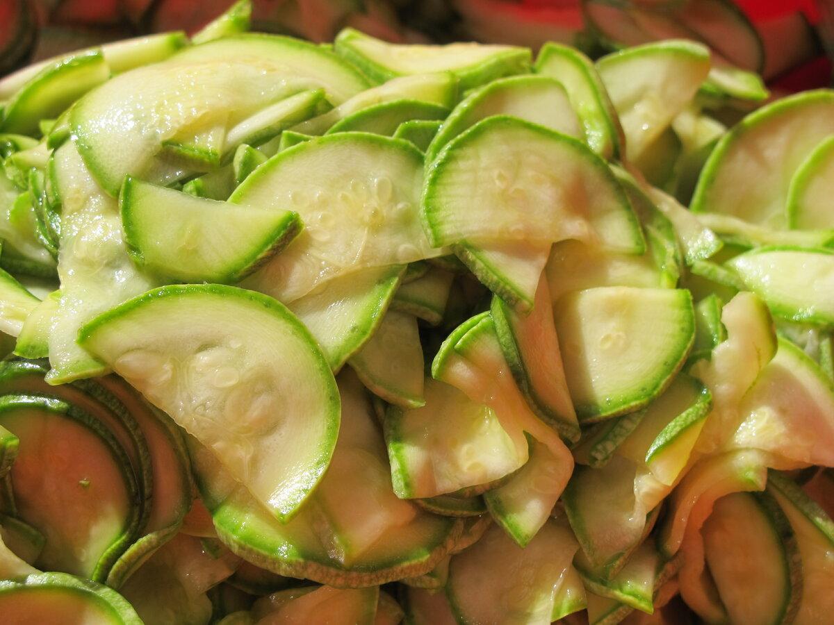 Цукини на зиму рецепты вкусные - правильное питание