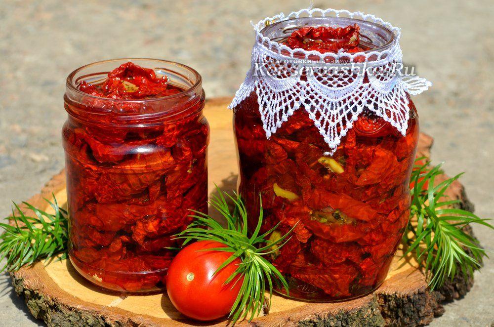 Вяленые помидоры в домашних условиях: рецепты на зиму для духовки, микроволновки, электросушилки + фото и видео