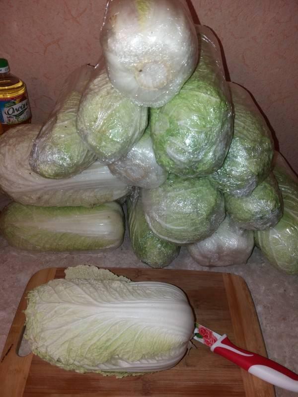 Как солить пекинскую капусту: рецепты быстрого приготовления со специями, грушей, на зиму, а также как хранить китайский овощ в таком виде и с чем подавать? русский фермер