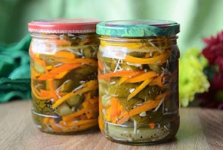 Огурцы по-корейски быстрого приготовления — 8 самых вкусных рецептов