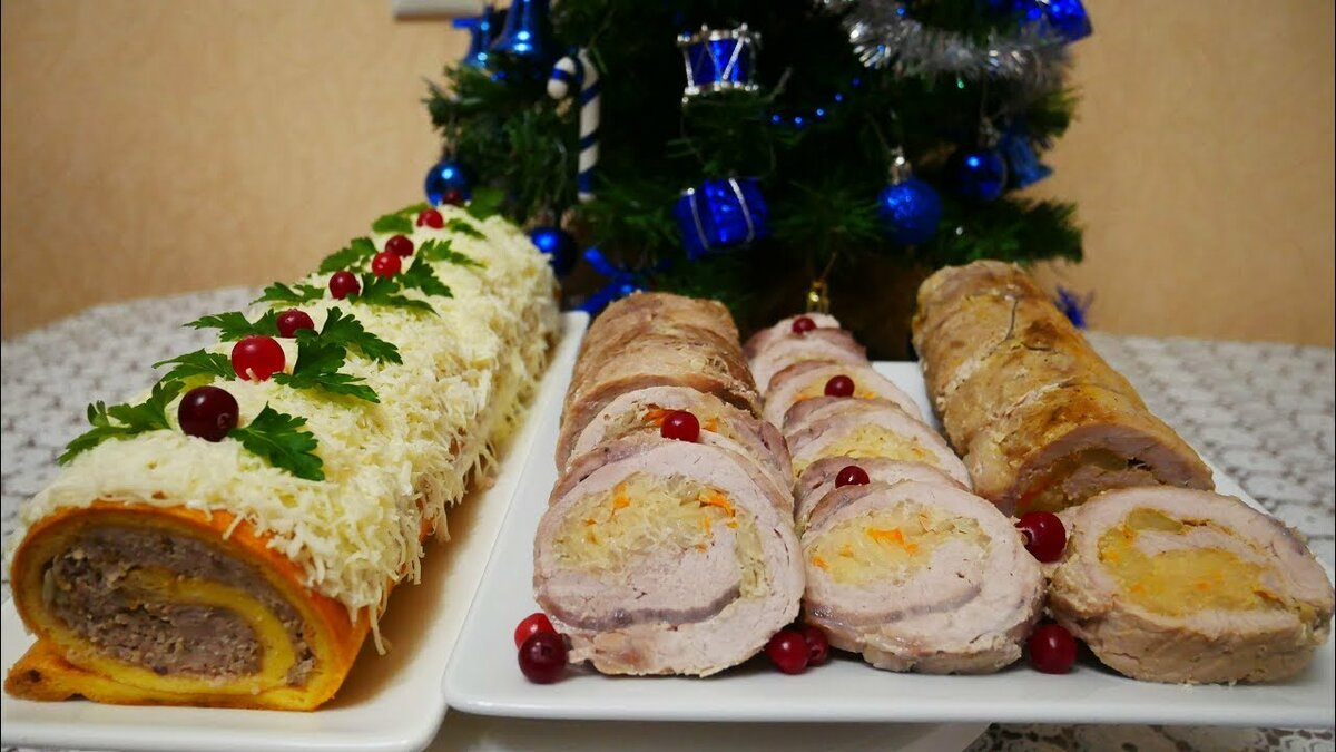 12 традиционных постных блюд на рождество с рецептами