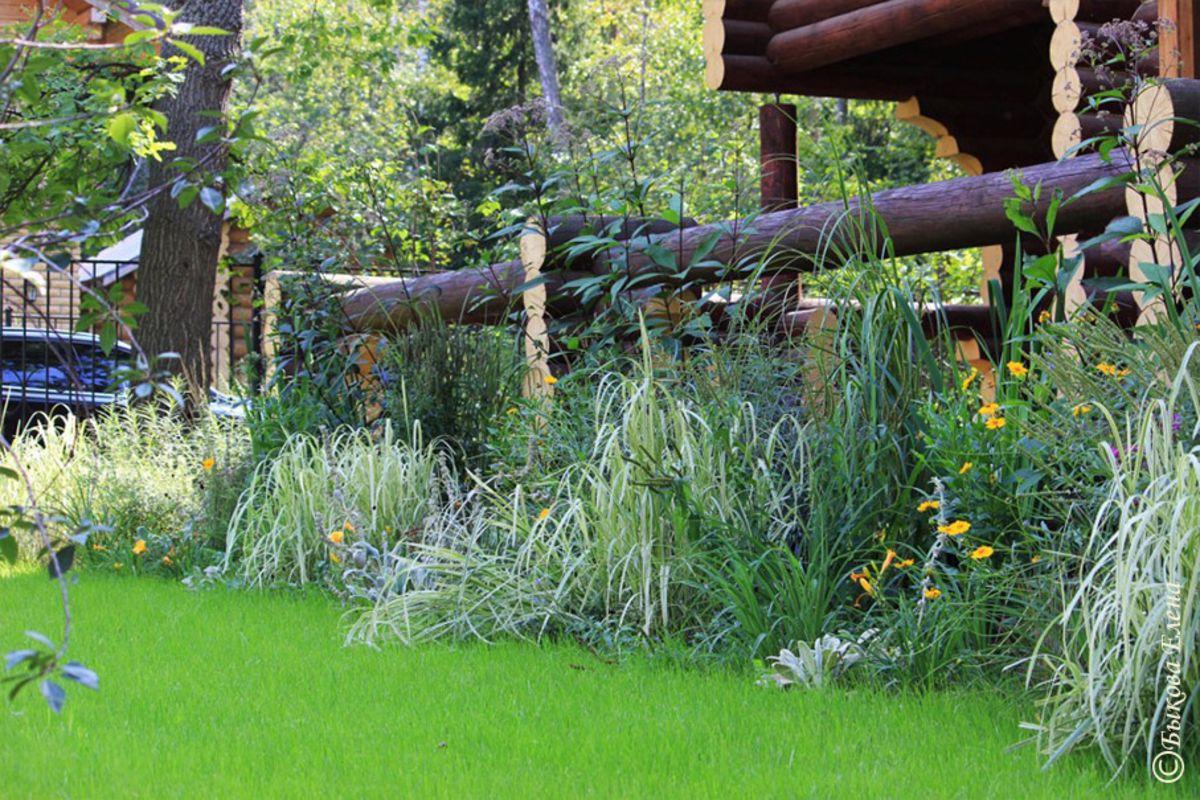 Дача в стиле кантри, ландшафтный дизайн деревенского стиля, сады и клумбы в стиле кантри