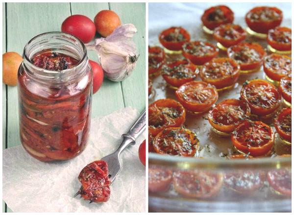 Вяленые помидоры на зиму — рецепты заготовок