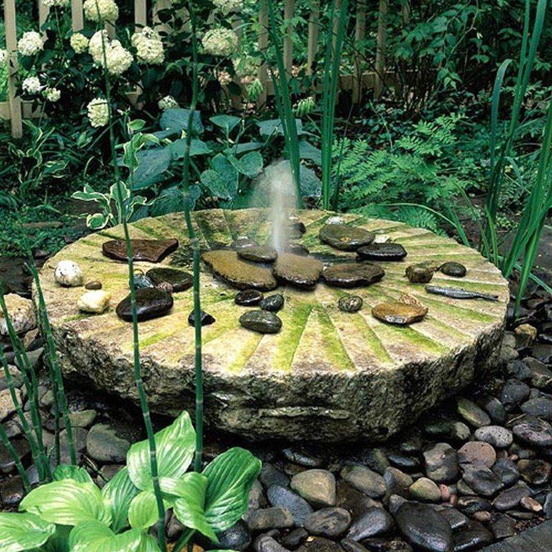 Фонтаны для дачи (59 фото): ландшафтный дизайн своими руками, как сделать в домашних условиях садовые водопады, насос и другие комплектующие для обустройства
