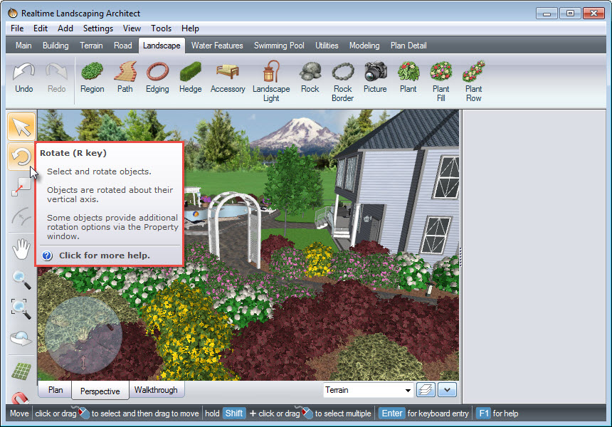 Realtime landscaping architect 2018 + ключик активации