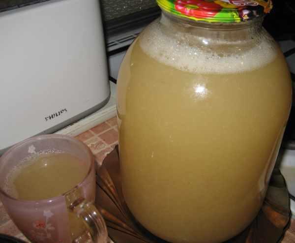 Подробнее о том, как приготовить персиковый сок