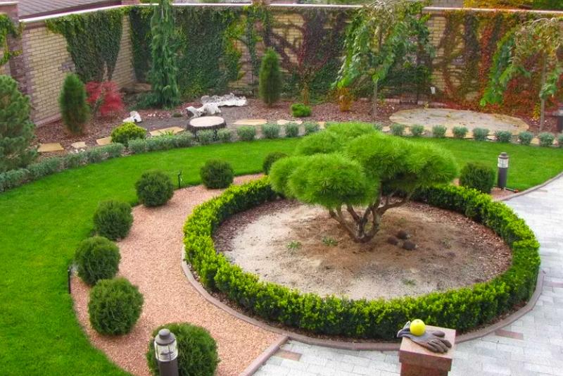 Как облагородить дачный участок и сад: сборник полезных советов
