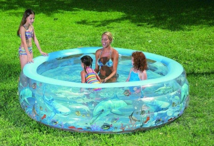 Какой бассейн лучше: каркасный или надувной? что лучше выбрать? отзывы