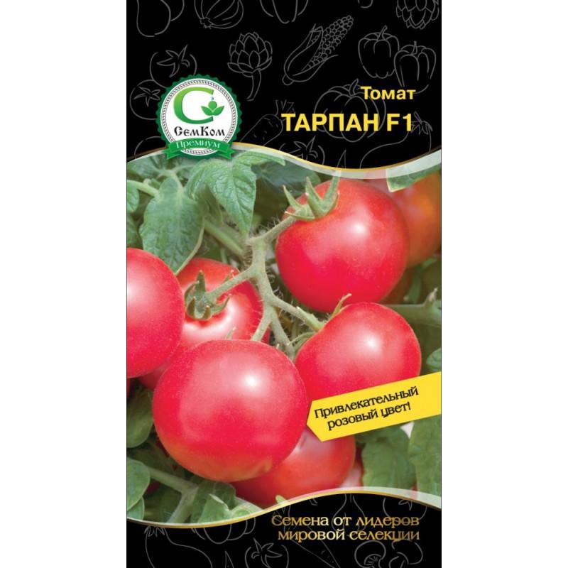 Розовоплодный красавец от нидерландских селекционеров — томат тарпан f1: описание сорта
