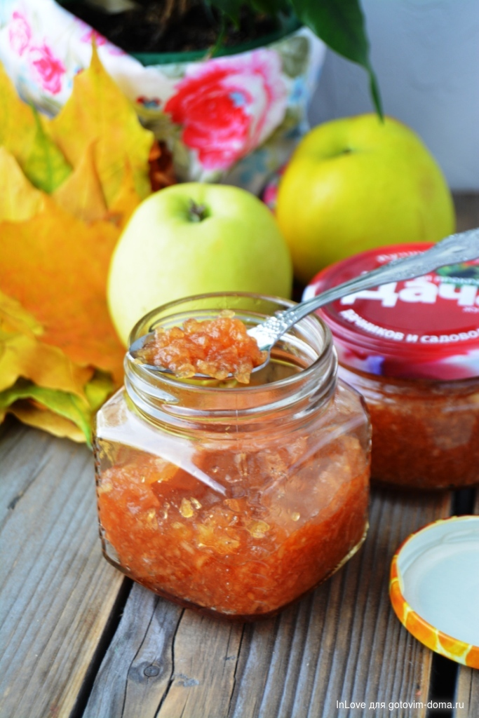 Простые рецепты повидла из яблок на зиму в домашних условиях