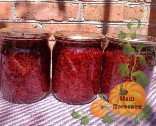 Варенье из малины: пошаговые рецепты витаминных заготовок на зиму