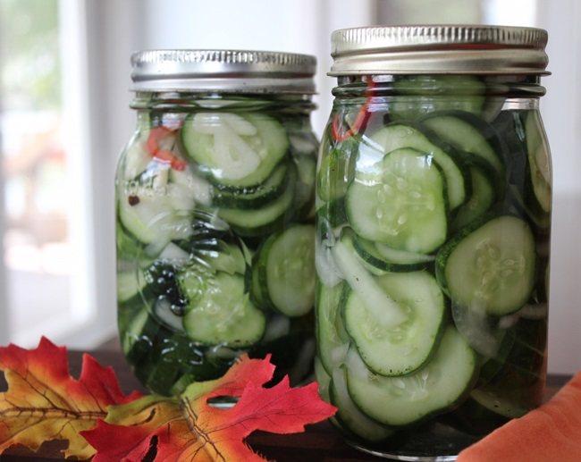 Салат из огурцов на зиму - 15 пошаговых фото рецептов на любой вкус
