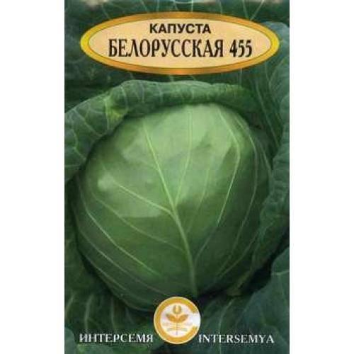 Капуста сорта белорусская