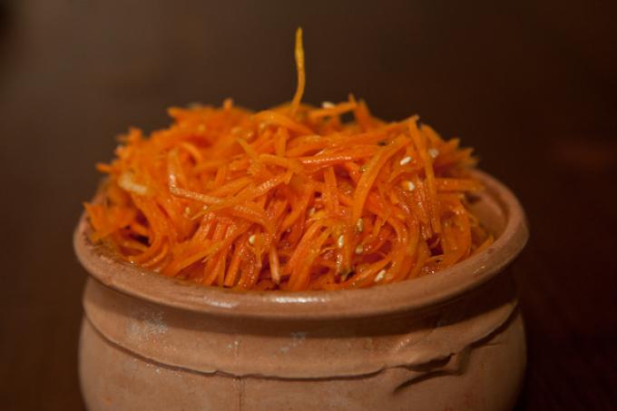 Рецепты маринованной моркови на зиму в банках