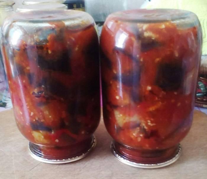 8 вариантов рецепта «тещин язык из баклажанов» на зиму: вкуснотища!