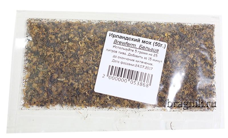 Мшанка или ирландский мох: выращивание, уход и размножение
