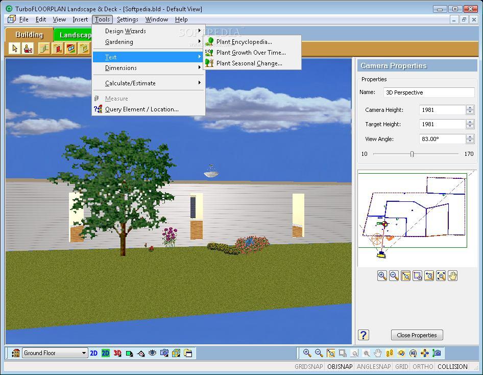 Бесплатная программа для создания ландшафтного дизайна