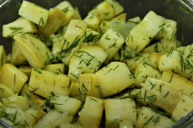 Малосольные кабачки быстрого приготовления – хрустящие и пикантные: рецепты закуски