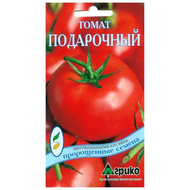 """Томат """"подарочный"""": описание и особенности сорта русский фермер"""