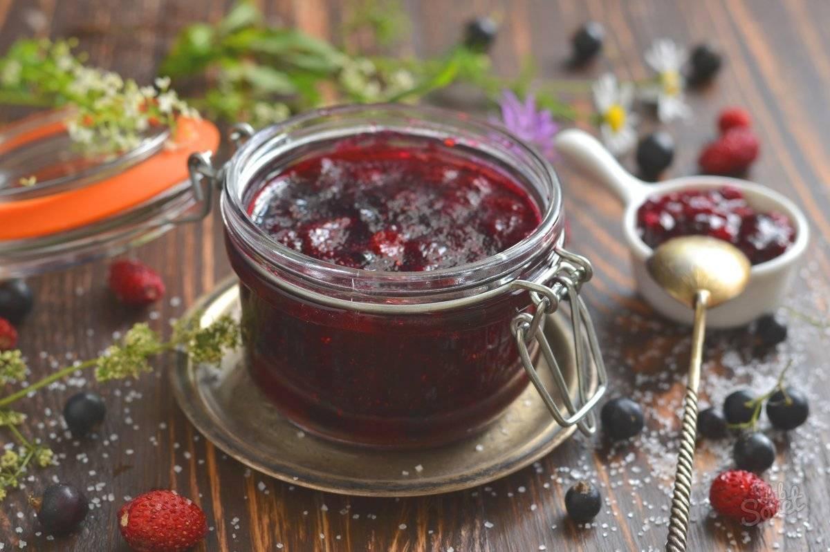 Варенье из черной смородины на зиму — 10 простых рецептов