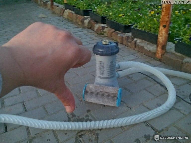 Чем хорош самодельный песочный фильтр для бассейна