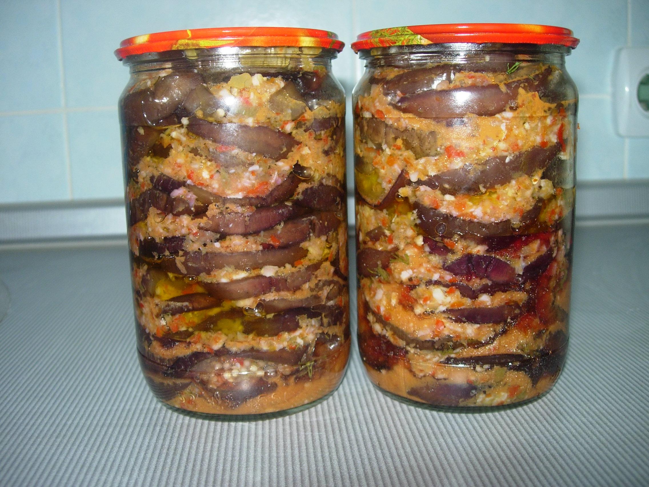 Баклажаны на зиму: 55 рецептов заготовок » сусеки