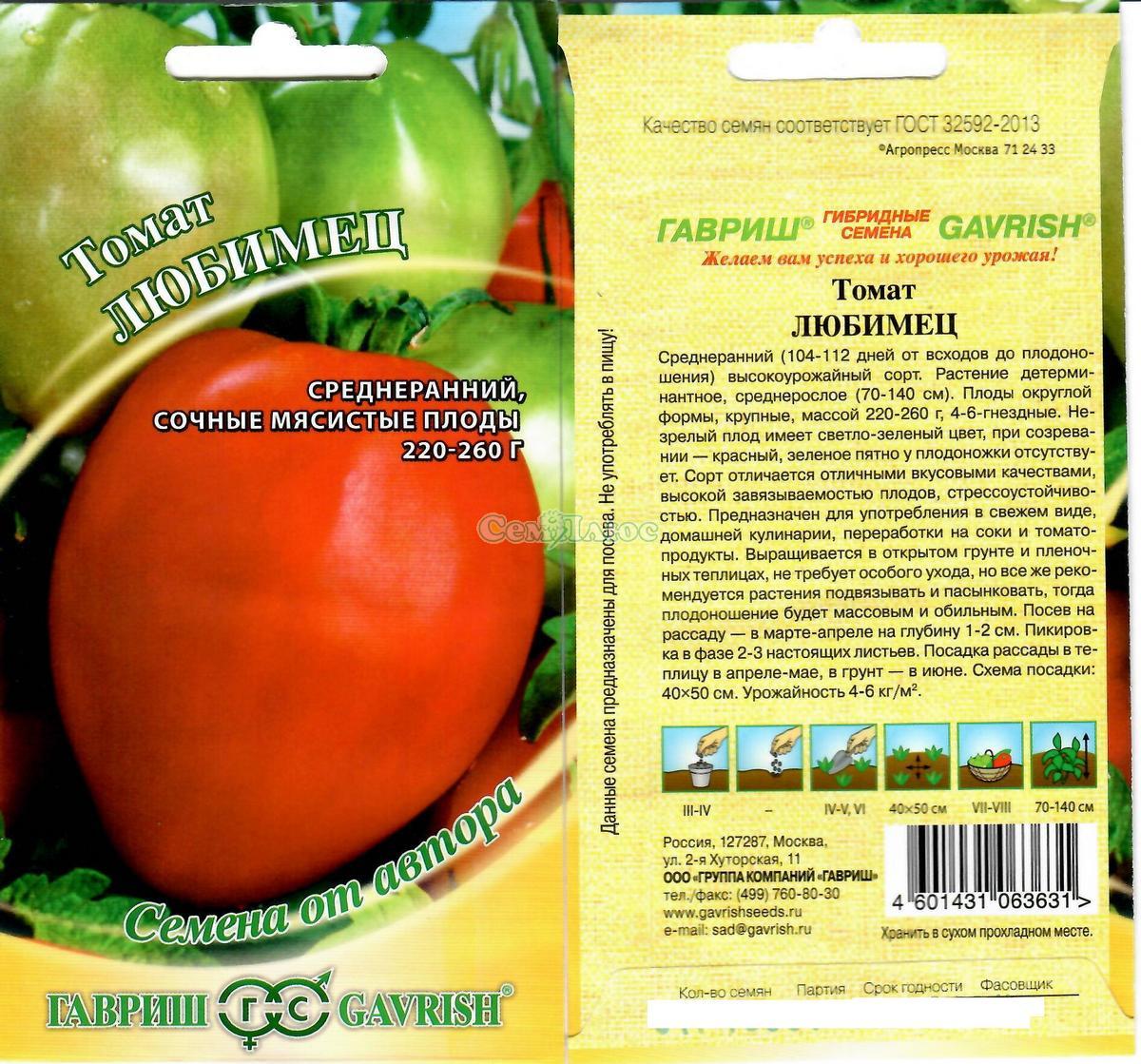 Выращивание рассады томатов, пошаговая инструкция