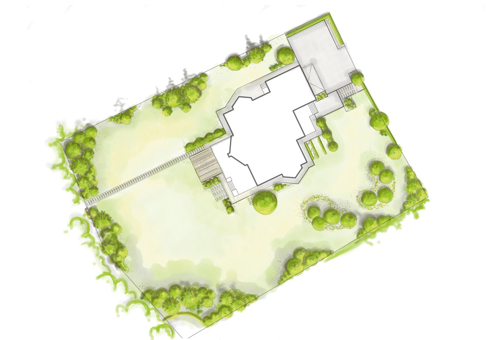 Ландшафтный дизайн для маленького участка (64 фото): красивые идеи для небольшого пространства, хвойные композиции для дворика и зоны отдыха, советы и интересные решения