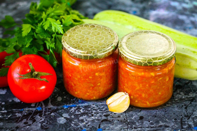 Аджика с хреном - рецепты сырой и вареной аджики с чесноком, помидорами, яблоками и перцем