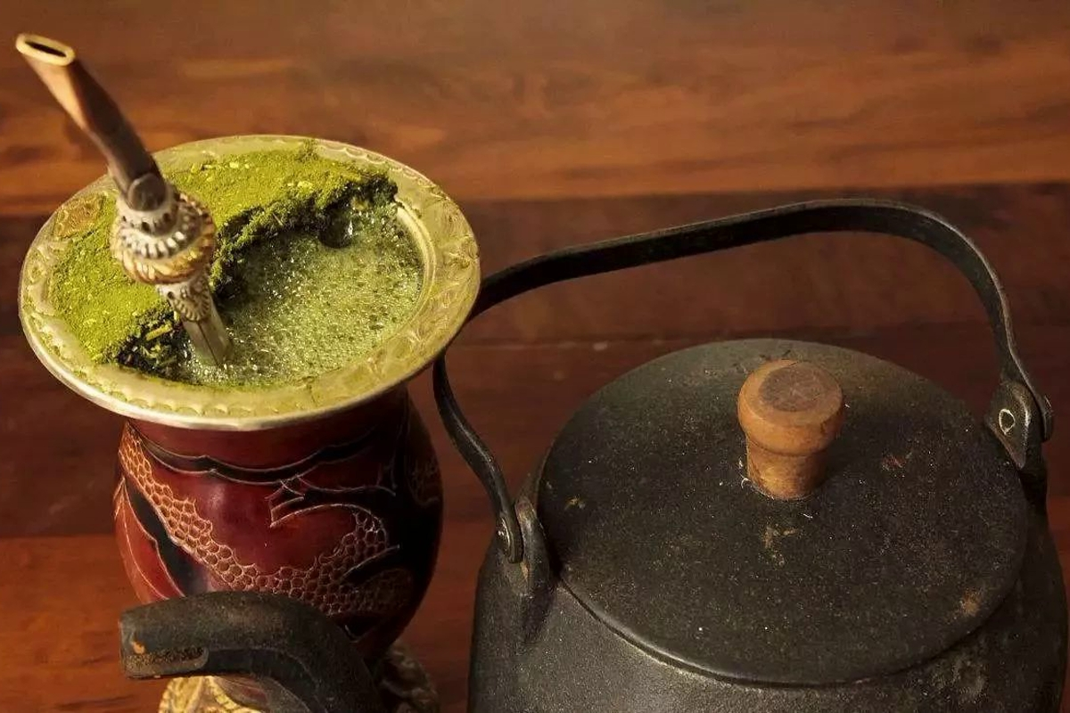 Как заваривать и пить тонизирующий парагвайский чай мате
