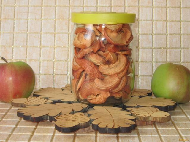 Простые методы сушки яблок в домашних условиях и их полезные свойства русский фермер