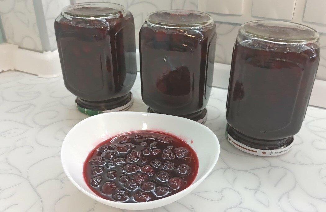 Рецепты консервирования - черемуховые заготовки на зиму